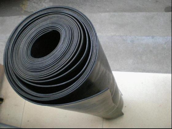 普通黑色橡胶板